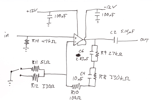 need help recommendations on rebuilding phono stage headphone basic electrical wiring diagrams grado gold wiring diagram #9